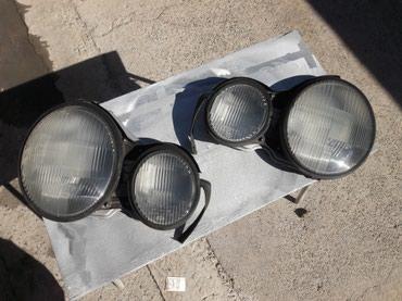 Мерседес 210 кузов.  стёкла на фары.   в Бишкек