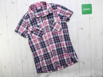Детская рубашка в клетку Sherpa,р. S Длина: 59 см Плечи: 31 см Пог: 37