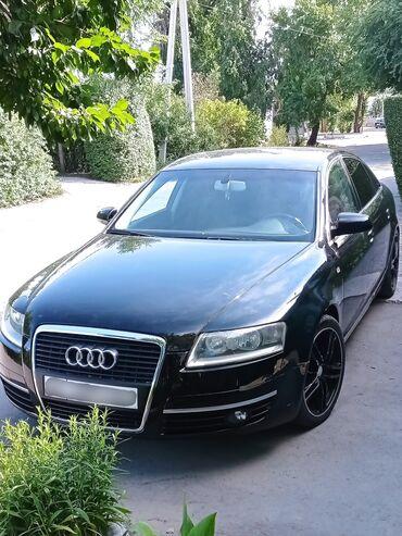 14298 объявлений: Audi A6 2.4 л. 2004 | 290000 км