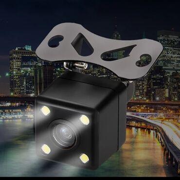 gövdə - Azərbaycan: DVD üçün arxa görünüş kamerası Arxa park kamerası 120 dərəcə arxa
