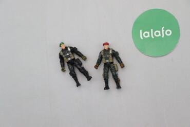 Дитячі іграшки Солдатики   Довжина: 9 см Ширина: 6 см  Стан гарний, La