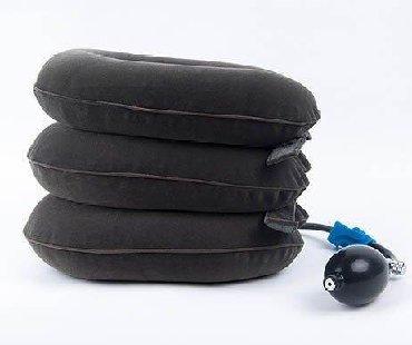 Твоя подушка - Кыргызстан: Вытягивающая подушка со скидкой -53% Устраняет боль в шее, улучшает