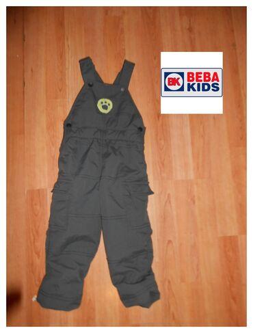 Pantalone ski obim - Srbija: Ski pantalone Beba kids vel.2 Ski pantalone Beba kids vel.2 dimenzije