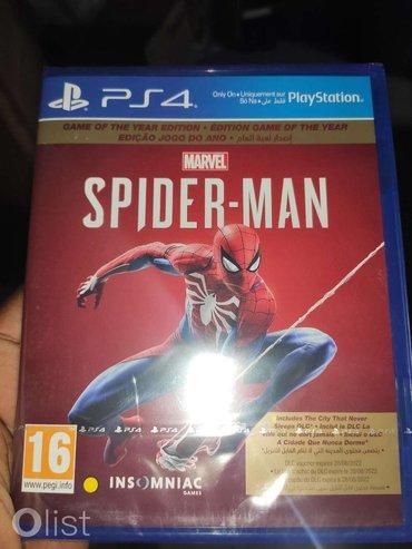 alfa-romeo-spider-2-at - Azərbaycan: Spider Man. Sony PlayStation 4 oyunlarının və aksesuarlarinin zəmanətl