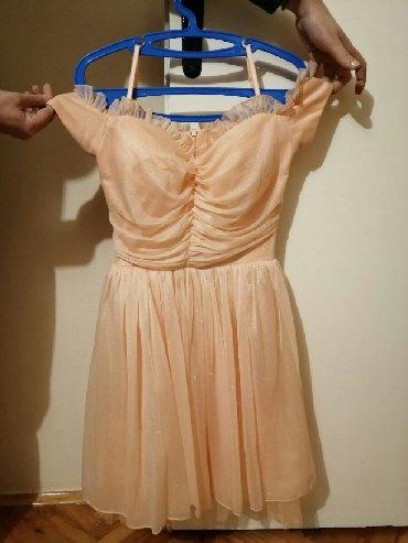 Majica-svecana - Srbija: Svecana haljina Velicina S Jednom obucena