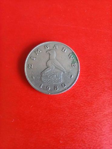 Kovanica 20 centi Zimbabve