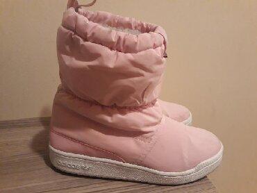 детская анатомическая обувь в Азербайджан: Зимняя обувь adidas. Оригинал!! Размер 34