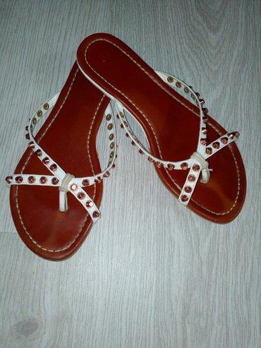 Papuce broj 38 duzina gazista 23 cm bez ostecenja - Ruma