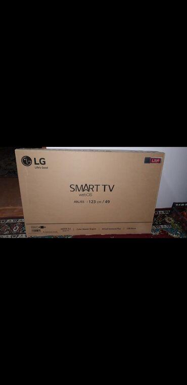 lg smart - Azərbaycan: Smart tv.LG.FIRMASI.123 sm .49 duymeli en sonmodel 6 ay zemaneti