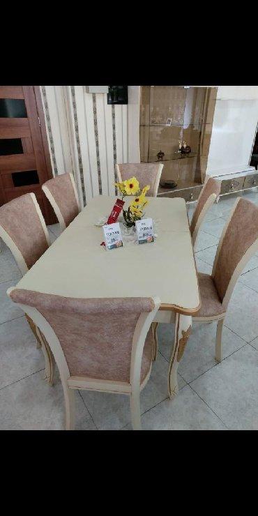 yeni stol stul modelleri в Азербайджан: Son model stol stul dəsti kreditlə əldə edin! TƏK ŞƏXSİYYƏT VƏSİQƏSİ