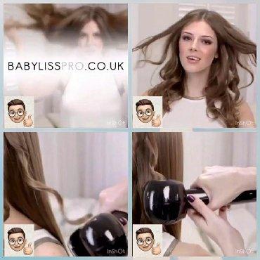 Babyliss markası avtomatik buran fen 50 azn.Təzə məhsullardır. Ünvan