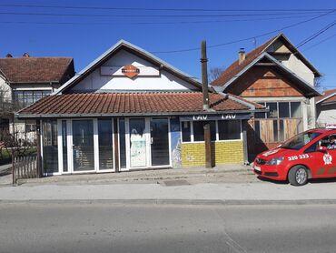 Avanglion naocare za sunce - Srbija: Izdajem lokal povrsine oko 160m2 na izuzetnoj lokaciji na ulazu u grad