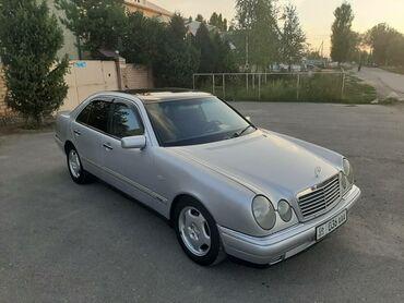 Mercedes-Benz в Кок-Ой: Mercedes-Benz E 320 3.2 л. 1998