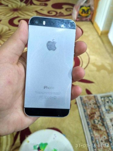 Iphone 5 s space grey 3/32gb в Бишкек