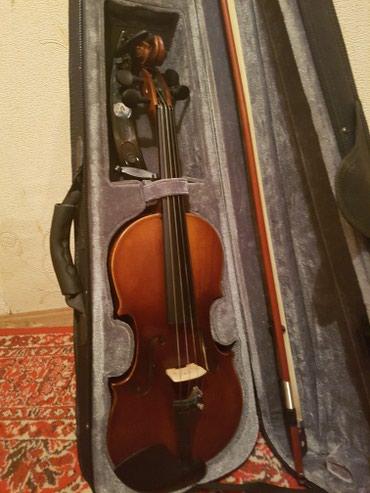 Ученическая скрипка новая, настроеная  в Бишкек
