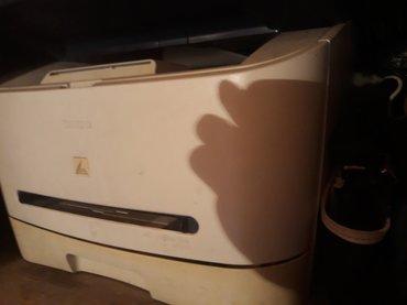 продам-принтер-бу в Кыргызстан: Принтер ксерокс сканер 3 в одном бу рабочая
