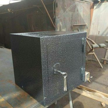 Сейф сейфы оружейник от 3500 сом и выше можно на заказ тел  в Бишкек
