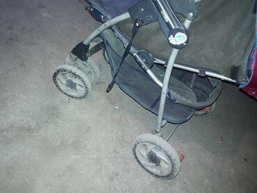 Аябай бышык (крепкий) коляска буктолобу билбейм мини торг