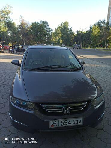 Honda Odyssey 2.4 л. 2004 | 235645 км