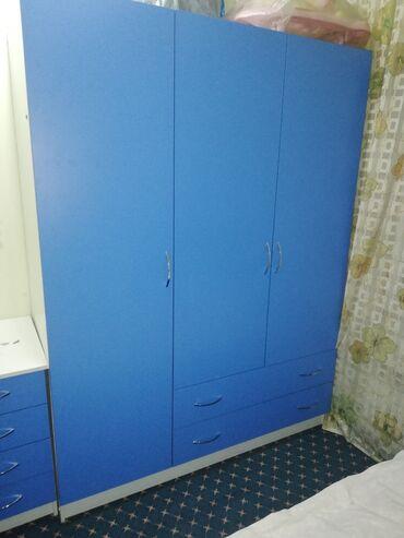 Подростковая мебель, состояние отличное, ещё имеется розавая кровать