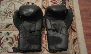 боксерские-перчатки-на-заказ в Кыргызстан: Боксерские перчатки Legacy оригинал Б/у