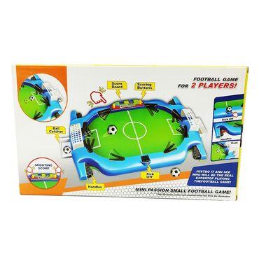 Футбол настольная игра.Новый футбол в виде мини игры с мячиком