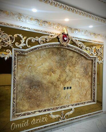 Услуги - Маевка: Венецианка мрамор декоративный интерьер штукатурка долго вечный и