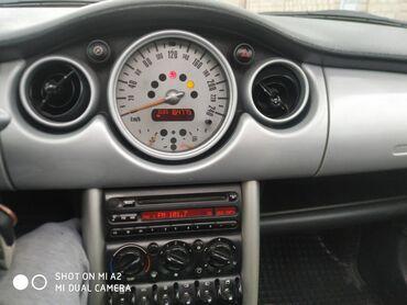 Mini в Бишкек: Mini Cooper 1.6 л. 2002 | 165000 км