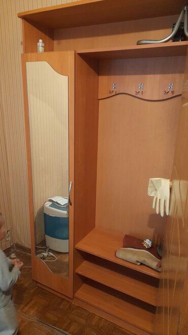 Долгосрочная аренда квартир - 2 комнаты - Бишкек: 2 комнаты, 55 кв. м С мебелью