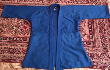 Спорт и отдых - Кыргызстан: Кимано для дзюдо  б/у носил только несколько дней
