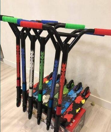 стол для настольного тенниса цена в Кыргызстан: Трюковые СамокатыРазные моделиРазные цветаКачество ВысшееПо вопросам