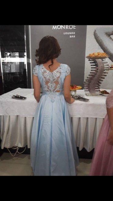 Продаю вечерннее платья с вышивками в Бишкек