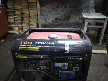 Продаю генератор бензиновый, мощность в Бишкек
