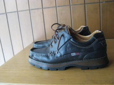 Daniel Hechter kozne cipele poznatog pariskog modnog brenda sa - Zrenjanin