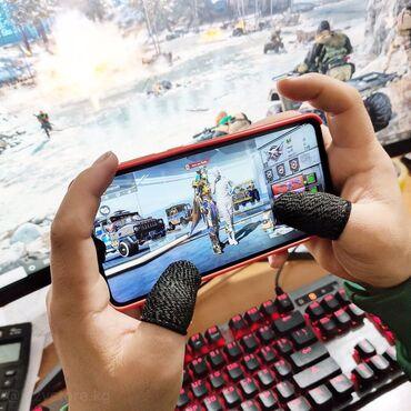 Сотовый телефон lenovo - Кыргызстан: В наличии напальчникиЭкран одним касанием напальчник для игры в pubg