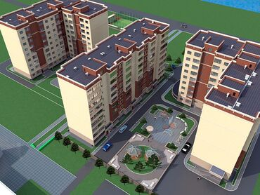 купить 3х комнатную квартиру в Кыргызстан: Мкр. ТУНГУЧ Куплю 3х комнатную квартиру от 100 м2  Средние этажи Кирпи