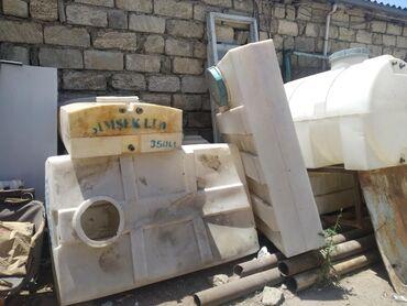 Plastik baklar qiymeti - Azərbaycan: Baklar