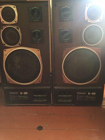 apparaturu s90 в Кыргызстан: Продаю колонки s90