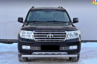Toyota Land Cruiser 2008 в Бишкек