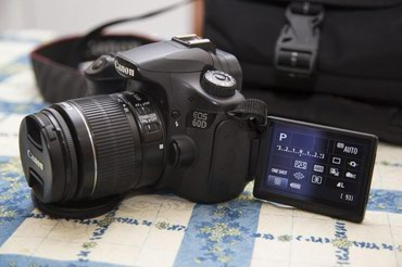СРОЧНО !!! Canon 60D + объектив EF-S 18-55 IS IIl в Бишкек