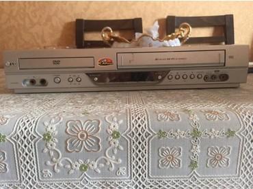 dvd караоке в Азербайджан: LG firmasının həm DVD həm Video Kaset həmdə Karaoke üçün olan