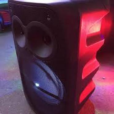 """audio sistem - Azərbaycan: """"BT Speaker 1777""""Karaoke dəstinə daxildir: 1 (bir) kolonka və 1 (bir)"""