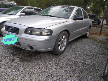 Volvo - Бишкек: Volvo 2000 2.3 л. 2001 | 123456 км