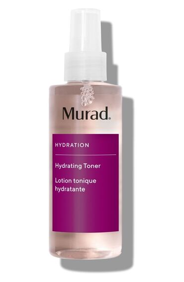 Безспиртовый тонер Murad Hydration Toner восполняет потеряную влагу