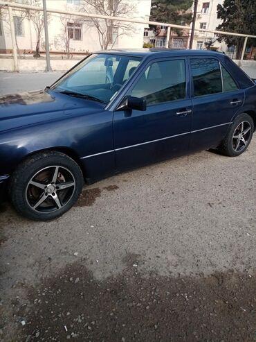 Mercedes-Benz W124 2 l. 1995 | 356888 km