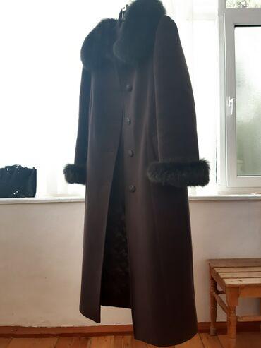 Zövqlü xanımlara yarasacaq muasir debe uygun kaşmir palto. Qış