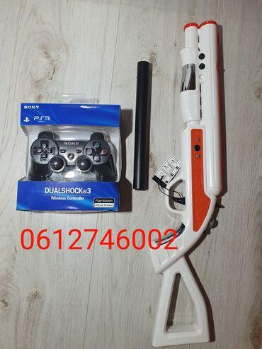 Lenovo vibe shot - Srbija: Džojstik za Sony PS3 + Puska za PS3 AKCIJA Dzojstik za Sony PS3 + Pusk