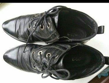 Осенняя обувь,  кожа,  размер 38, брали в Бишкек