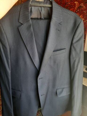 Личные вещи - Арчалы: Продаю костюм турецкого производства Размер 54, фасон