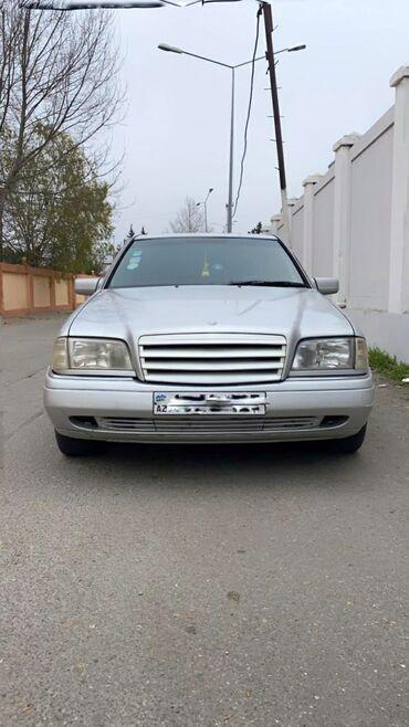 taxta yelləncək oturacaqlar - Azərbaycan: Mercedes-Benz C 280 2.8 l. 1995   317000 km